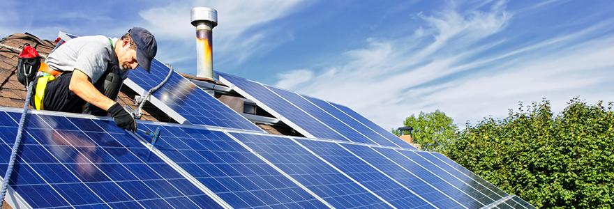 Installation du panneau photovoltaique comment - Les installations photovoltaiques ...