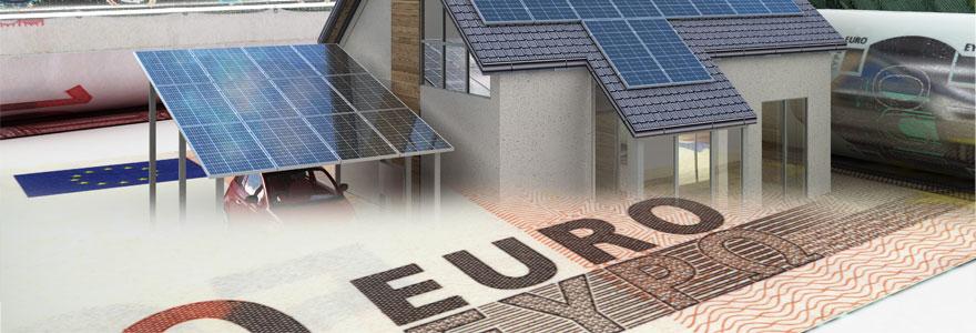 Réduire sa facture énergie solaire