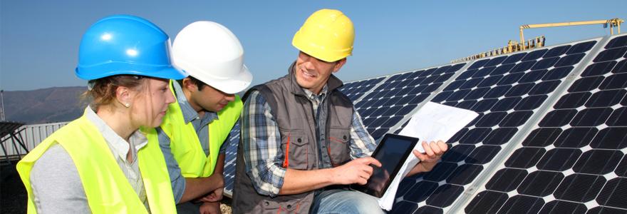 Technologie photovoltaïque