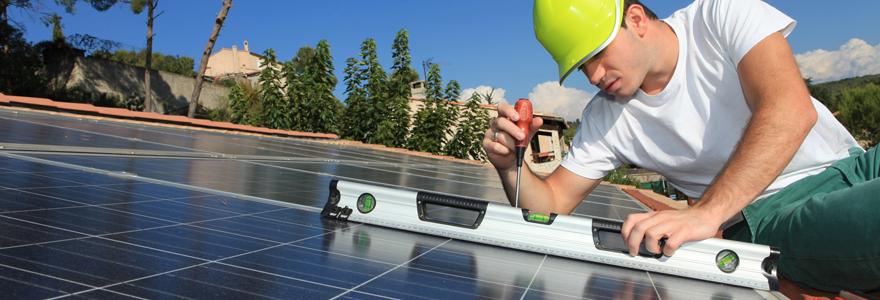 spécialiste de l'énergie solaire