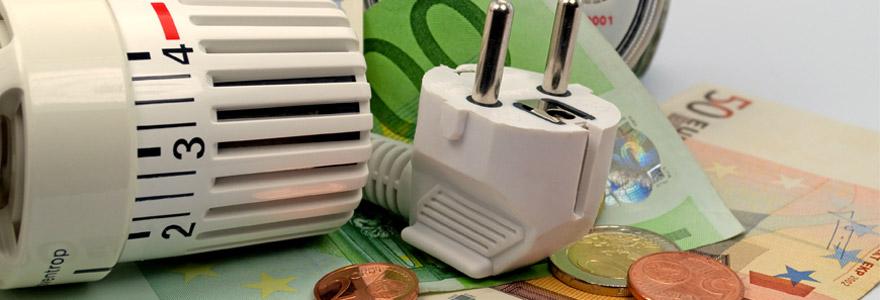 réduction de consommation et d'efficience énergétique