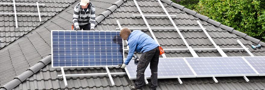 spécialisées dans le photovoltaique