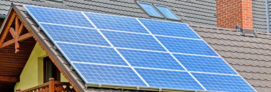 Panneau solaire et panneau photovoltaïque
